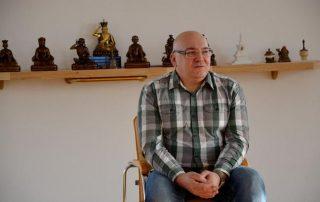 Александр Вычугжанин Буддизм в Минске